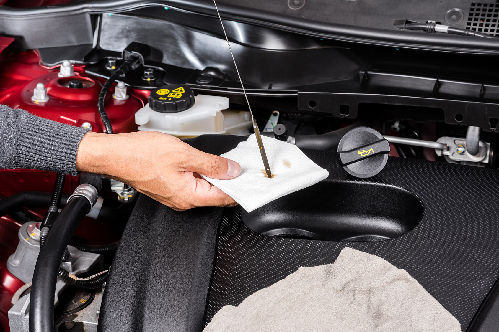 Bridgestone Tyre Clinic Drivers' Essential - Basic Car Maintenance